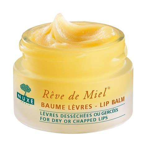 Nuxe Lip Balm nuxe reve de miel 174 ultra nourishing lip balm