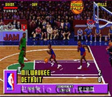 Mba Jam 3ds by Nba Jam Tournament Edition Snes Nintendo