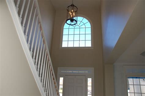 renovate and create painting the foyer
