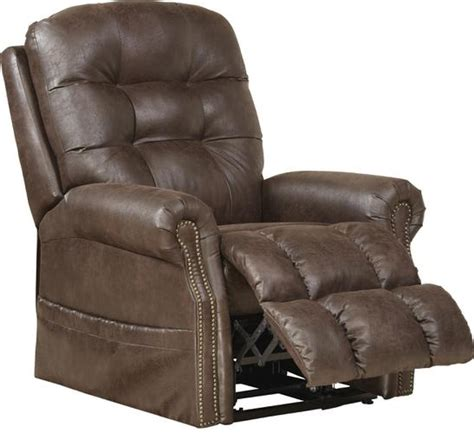 power lift recliners with heat and massage ramsey power lift lay flat recliner with heat massage in