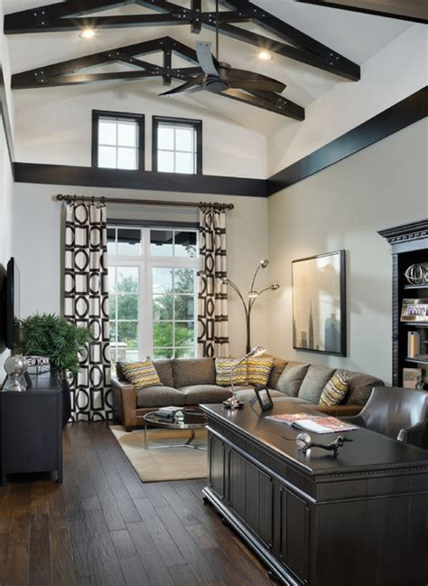 model home interior design ravenna 1291 transitional