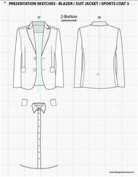 flat sketch template mens illustrator flat fashion sketch templates