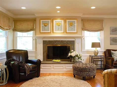 Transitional Living Room With Fireplace Transitional Living Room Photos Hgtv