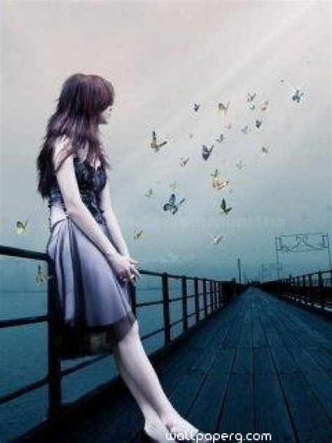 imagenes tristes aburridas 49 alone girl images
