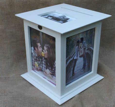 Rotating Wedding Card Box