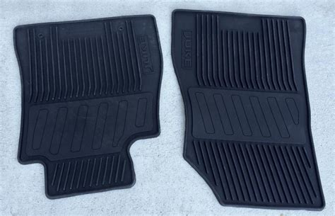 Car Mats For Nissan Juke by Sold Fs Factory Oem All Season Floor Mats 2 From 2015 Juke