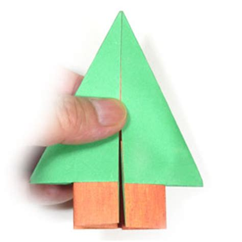Origami Tree 3d Step By Step - how to make a 3d origami tree page 9