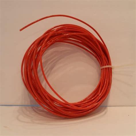 electrical wire 12 orange wire artorange wire
