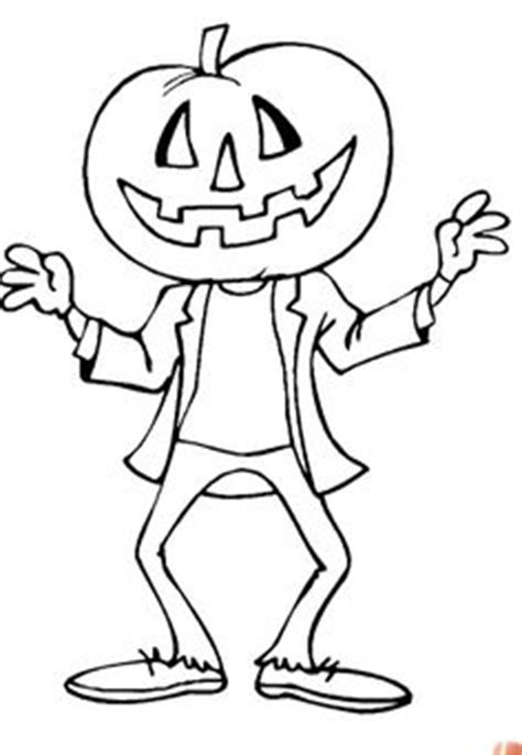 Pumpkin Head Coloring Pages | coloring pages for little ones on pinterest butterflies