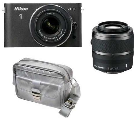 deal of the day: refurbished nikon 1 j1 and d3200 cameras