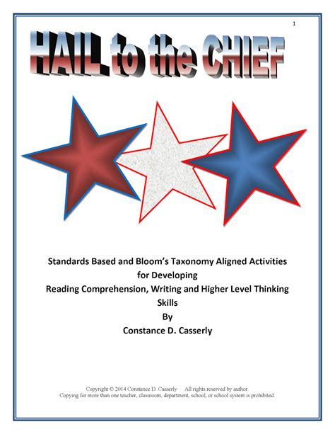 hail to the chief y all presidential visits to books free presidents day unit study activities for