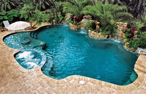 free form pool designs free form pools blue haven pools w a n d e r l u s t