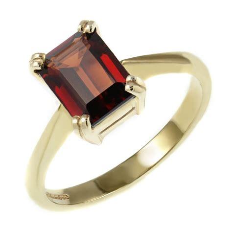 Garnet Ring by Silver Garnet Rings Uk Rings Bands
