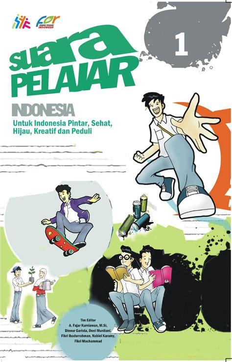 desain grafis lingkungan suara pelajar indonesia hijau by indonesia student youth