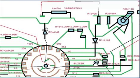 Multitester Yx 360tr Sunma Sunwa Samwa ย านacว ดไม ได ม เตอร เข มsunwa yx 360tre b range ac not work