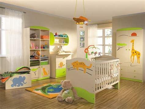 chambre enfant savane deco chambre bebe theme savane visuel 5