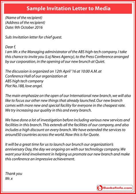 Press Conference Letter Of Invitation wonderful speaker thank you letter sle for conference