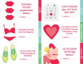 23 love coupon book ideas for valentine s day