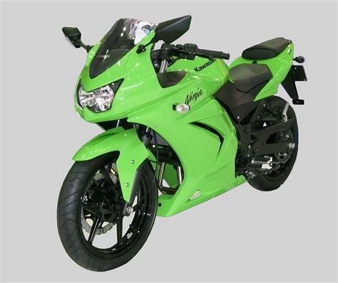 Kawasaki 250 Ltd Green kawasaki 250 r