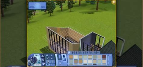 how to build a house in sims 3 how to build a modern wooden house in sims 3 171 pc games