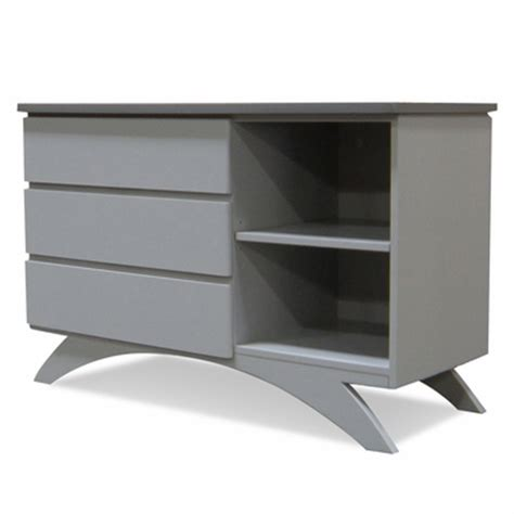 pebble grey baby dresser eden baby madison combo dresser with 3 drawers in pebble
