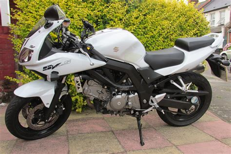 Suzuki Sv650 White So Is Yamaha S Mt 07 Really Better Than Visordown