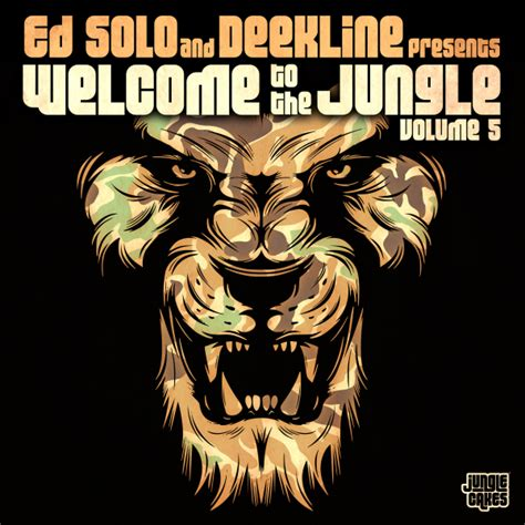welcome to the jungle house music jungle cakes releases welcome to the jungle vol 5 your edm
