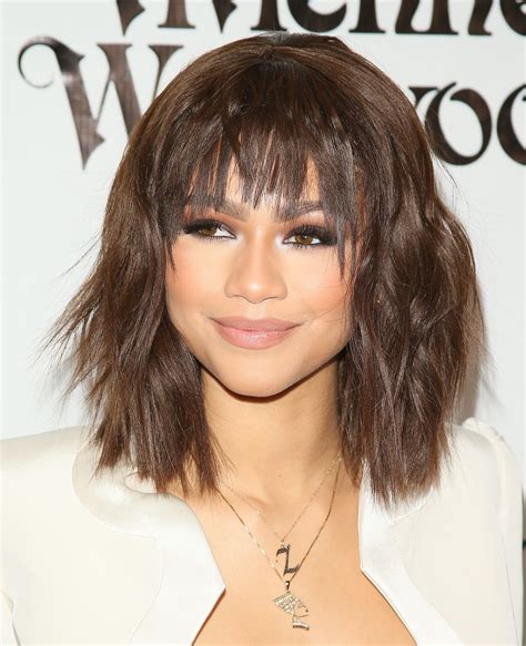 types of bangs for hair 90 hairstyles with bangs you ll want to copy celebrity