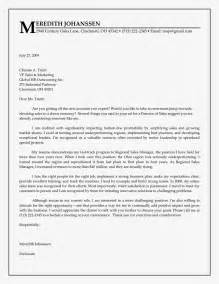 Formal Cover Letter Template by Cover Letter Sle For Resume Sle Resumes