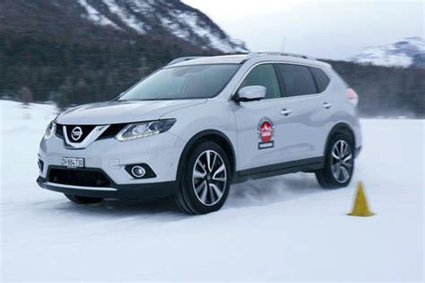 Kfz Versicherung Kündigen Spätestens by Nissan X Trail 4x4 Im Winter Test Offroader Tests