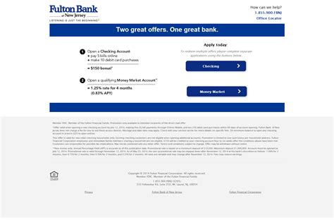 Fulton Bank Letter Of Credit Department Expired Nj Pa Md De Va Only Fulton Bank 150 Checking Account Promotion Doctor Of Credit