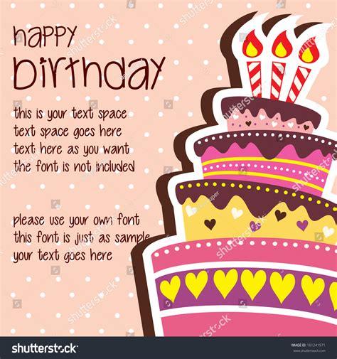 Html Birthday Card Template by Birthday Card Template