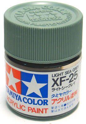 Enamel Tamiya Xf 25 Light Sea Grey tamiya acrylic paint light sea grey xf 25 kit kraft