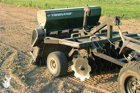 Atv Planters Drills by This Firminator Planter Combo Incorporates Disks A Seeder