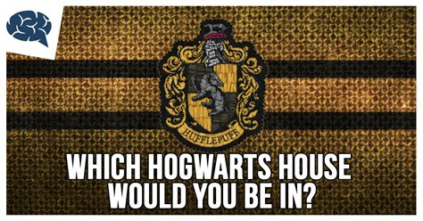 what hogwarts house are you which hogwarts house would you be in brainfall