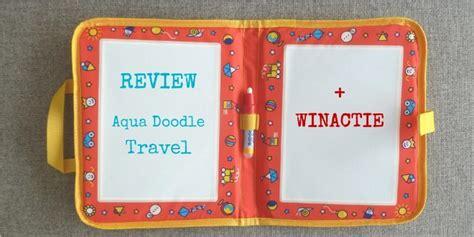Aqua Doodle Travel Review Winactie