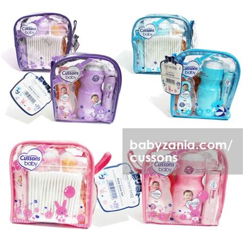 Pelembab Cusson Baby jual murah cussons baby mini bag daily care set tersedia