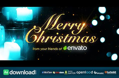 magic christmas   videohive template   effects template videohive projects