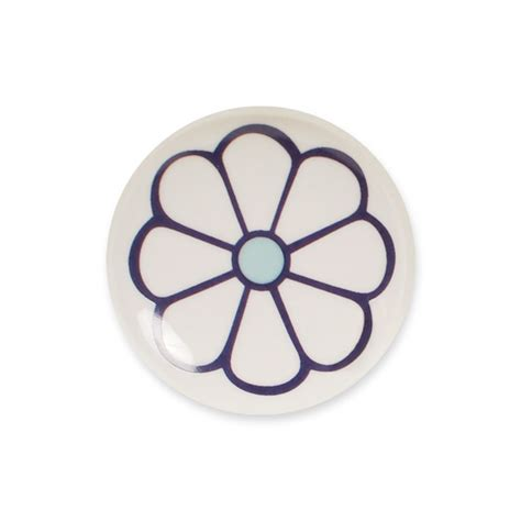 Midi Knobs by Midi Knob Design Aspegren Denmark Flower Lilacaspegren