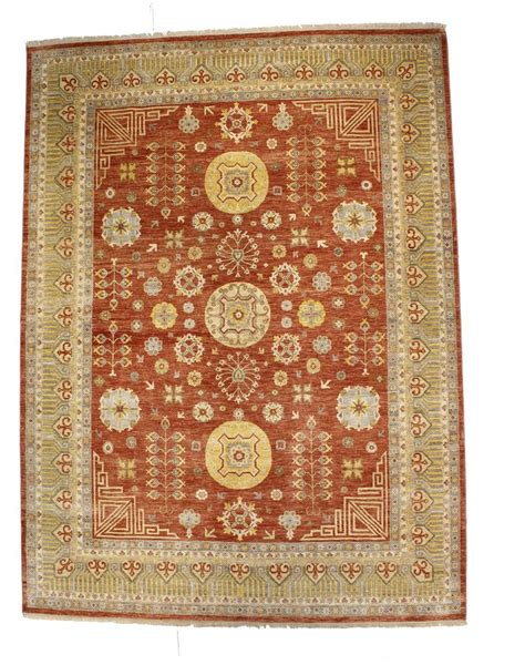 pin by fj kashanian rugs on oushak rug collection