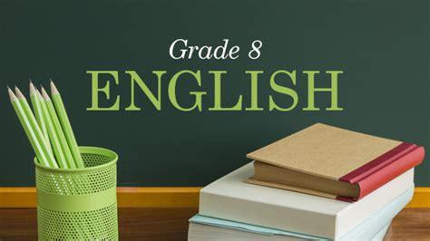 english themes for grade 5 grade 8 english grandparents com