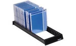 cd ständer hama cd st 195 164 nder cd flipper f 195 188 r 22 cd s schwarz 48107