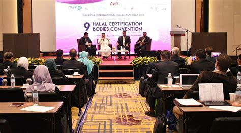 convention 2018 malaysia als malaysia attends 9th halal certification bodies