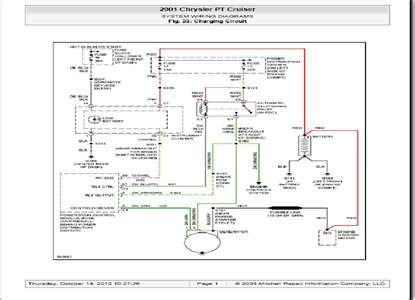 i need wiring diagram 2001 pt cruiser transmision fixya