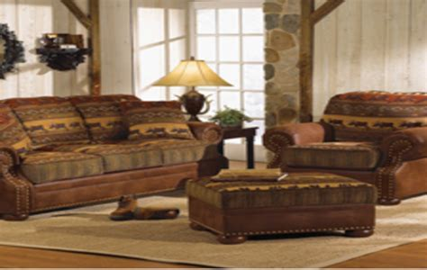 lodge living room furniture cabin living room furniture cottage living rooms furniture