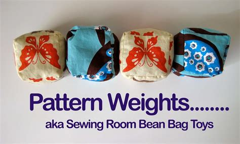 pattern weights how to use zaaberry pattern weights tutorial