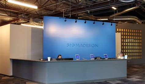Front Desk Hq by About Our Headquarters Sigmadesign