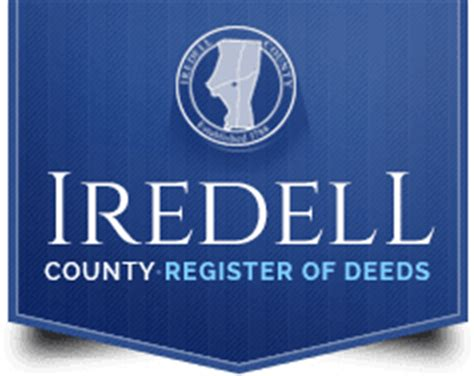 Iredell County Birth Records Register Of Deeds Iredell County Nc