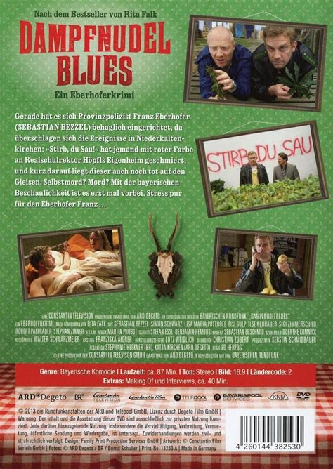 Dampfnudelblues Dvd Oder Blu Ray Leihen Videobuster De