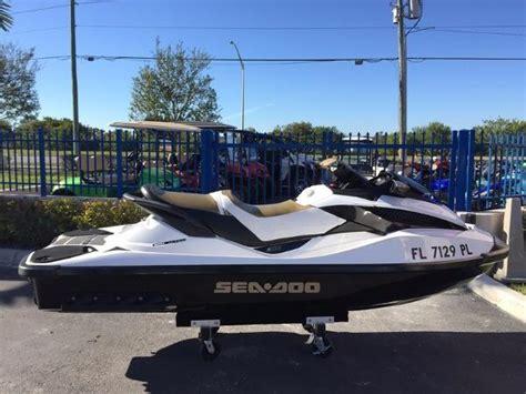 sea doo boats for sale in florida sea doo gtx 155 boats for sale in florida